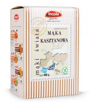 Mąka Kasztanowa 400g