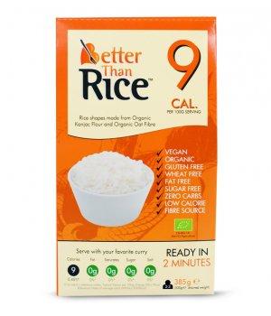 BIO Makaron konjac w kształcie ryżu 385g