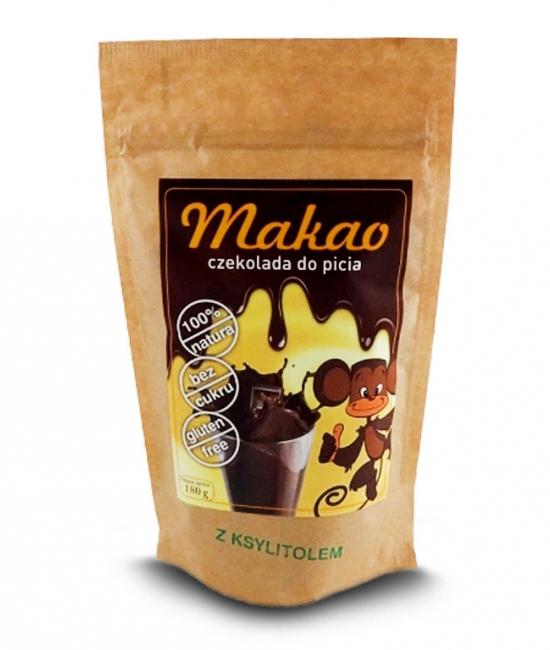 Makao czekolada do picia, kakao z ksylitolem cena