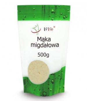 Mąka z migdałów, mąka migdałowa przepisy cena, zastosowanie