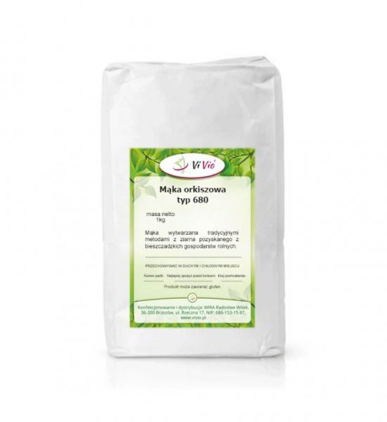 Mąka orkiszowa cena, mąka orkiszowa typ 680 zastosowanie, mąka orkiszowa do czego