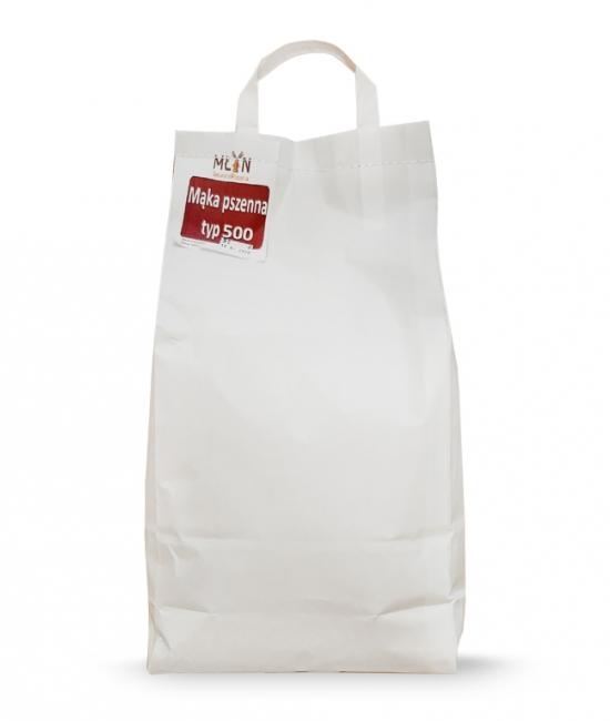 Mąka pszenna typ 500 5KG