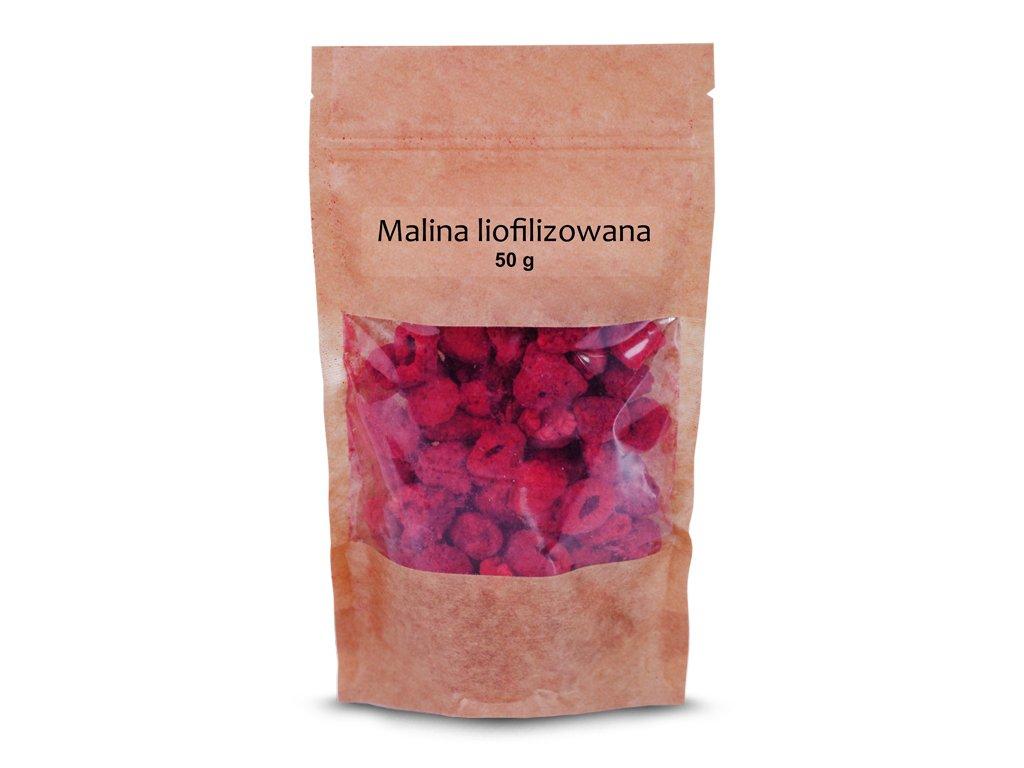 Malina liofilizowana 50g