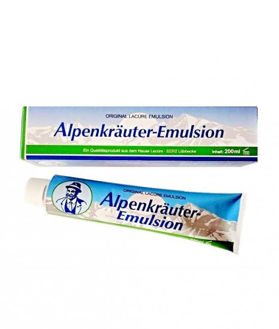 Maść alpejska ALPENKRAUTER - 200ml cena, zastosowanie