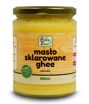 Masło klarowane, masło ghee, cena masła klarowane