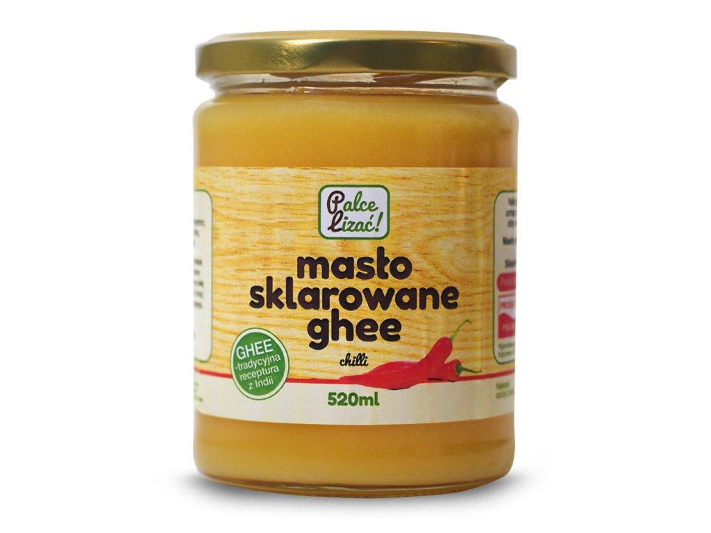Masło sklarowane ghee chilli 520ml