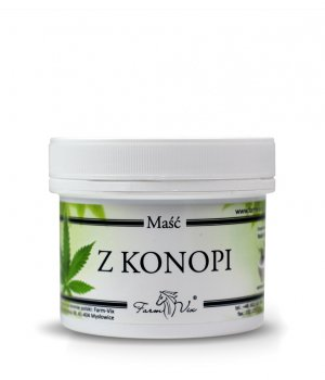 Maść z konopi 150ml Farm vix