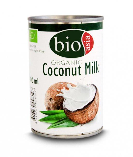 Mleko kokoswe organiczne cena, zastosowanie, właściwości