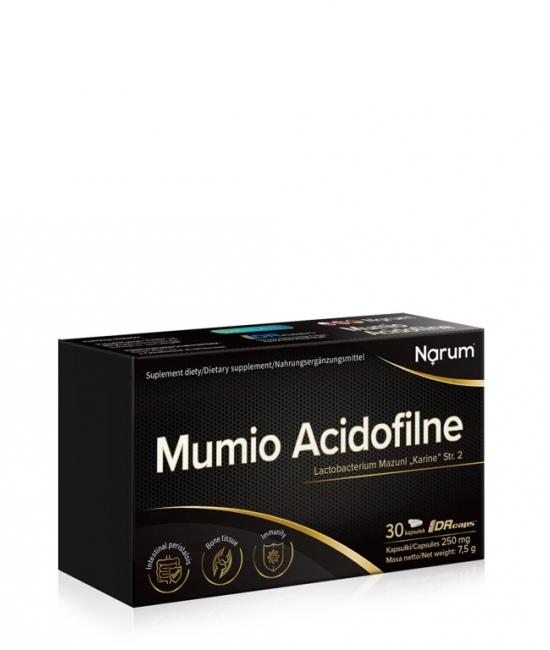 Mumio Acidofilne 30kaps. NARUM