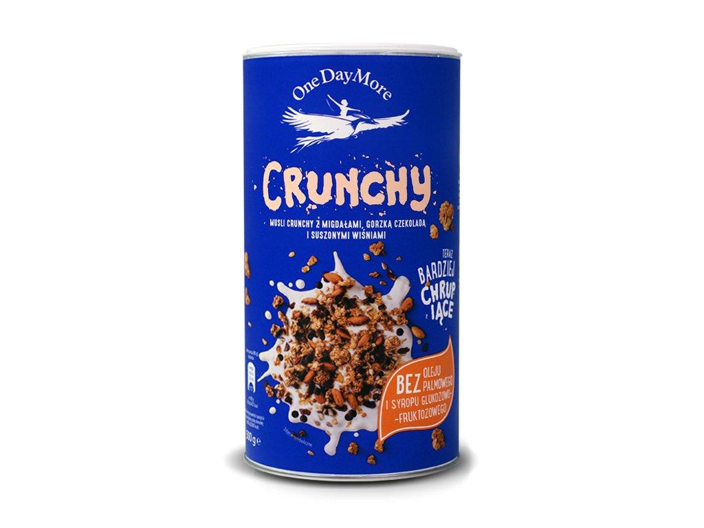 Musli crunchy 500g OneDayMore