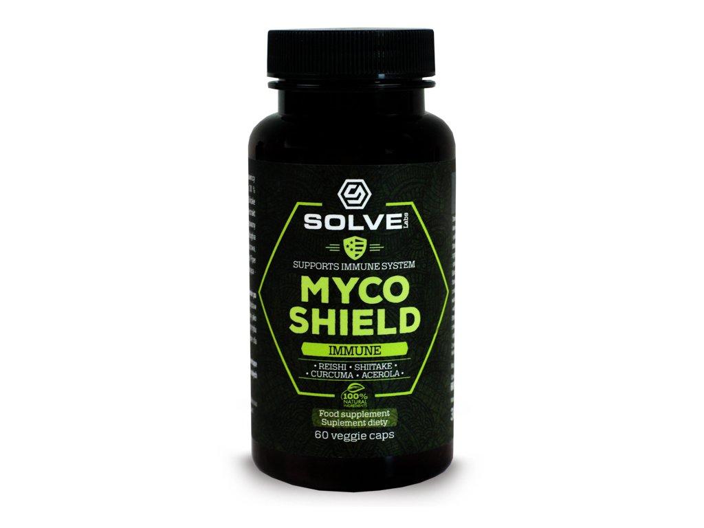 Myco Shield odporność i regeneracja 60 kapsułek SOLVE