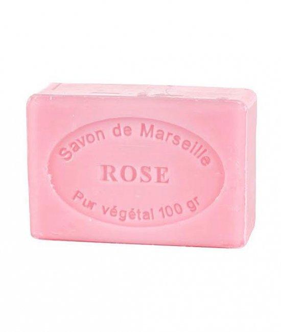 Mydło marsylskie z różą, cena, właściwości, opinie