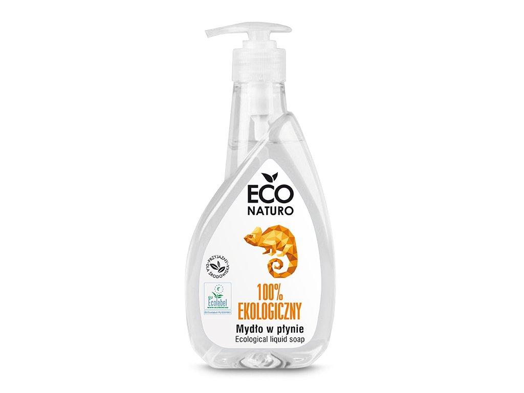 Ekologiczne mydło w płynie EcoNaturo 400ml