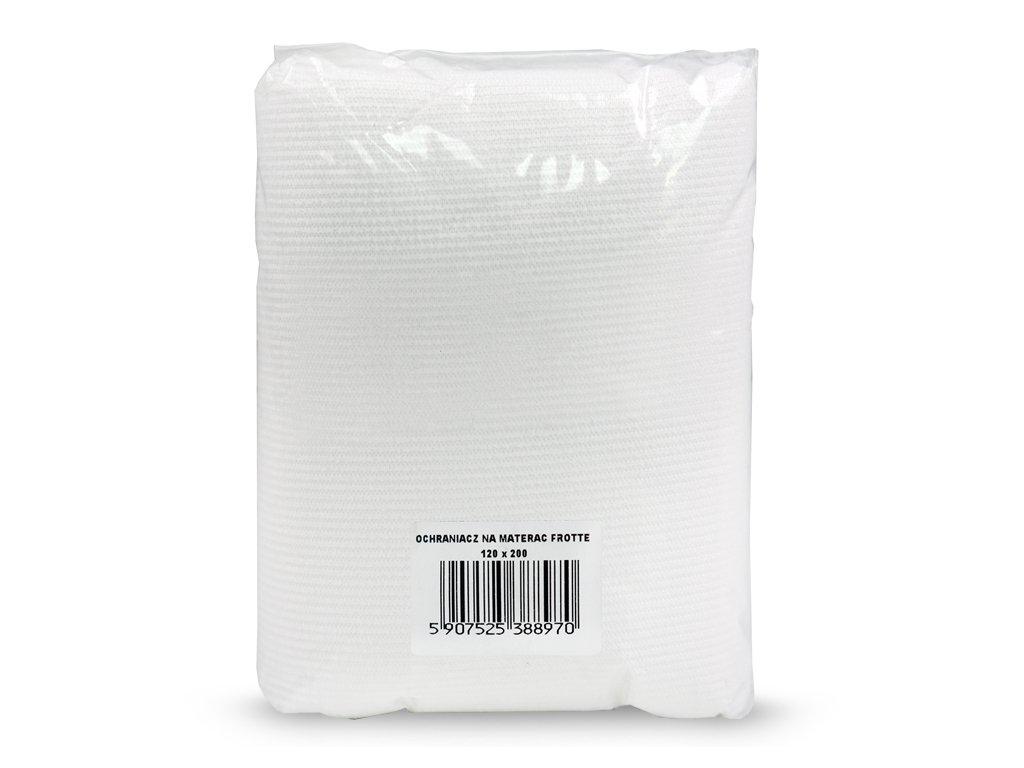 Ochraniacz na materac frotte 120x200