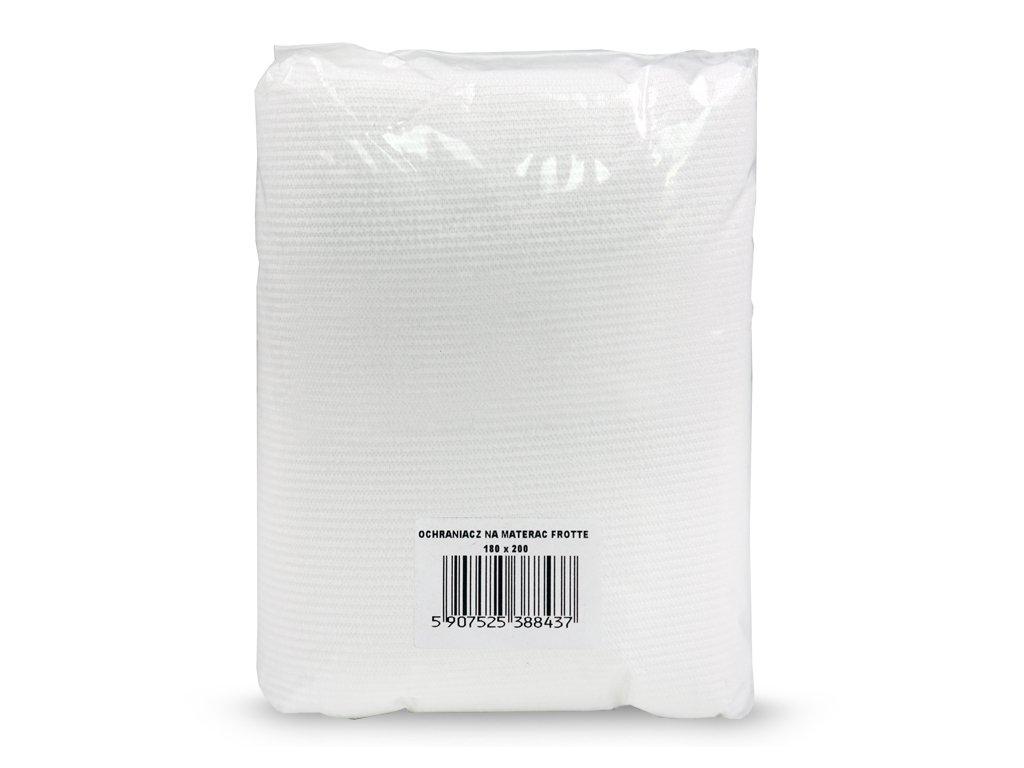 Ochraniacz na materac frotte 180x200