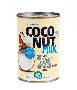 BIO Napój kokosowy 400 ml TERRASANA