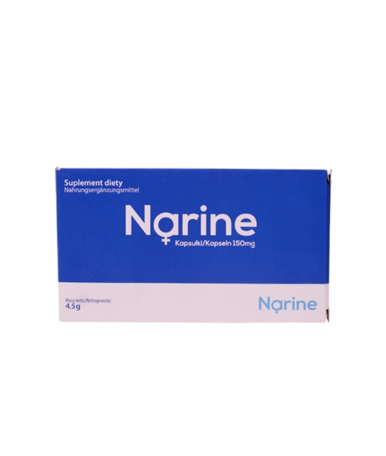 Narine probiotyk 150mg 30 kapsułek