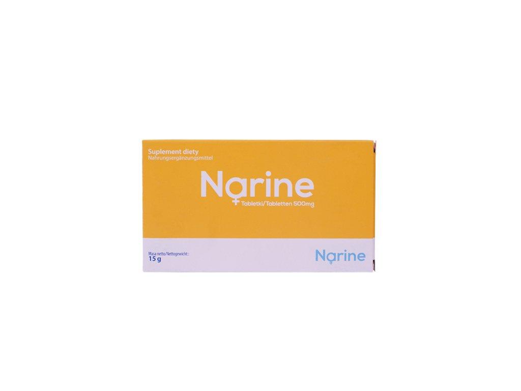 Narine probiotyk 500mg 30 tabletek