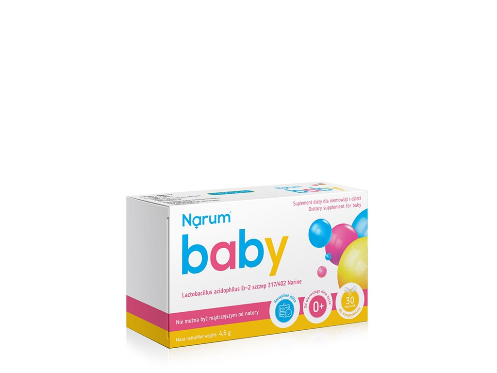 Narum Baby 150mg 30 kaps