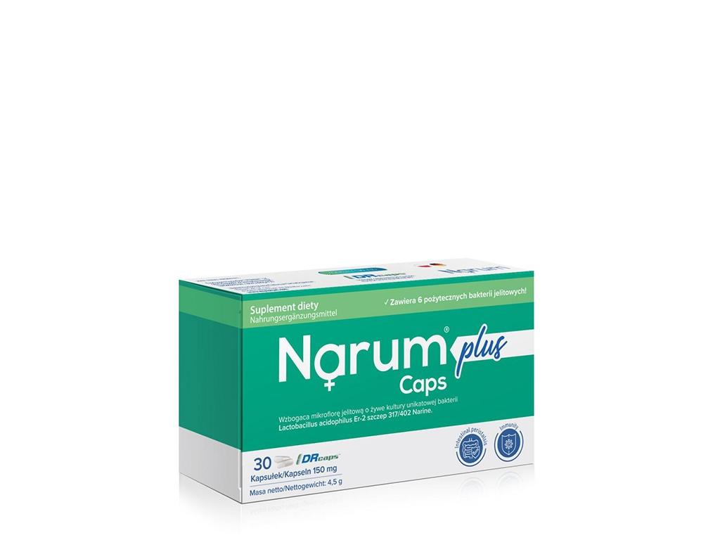 Narum Plus 30 kaps.