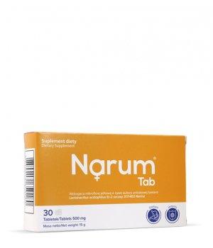 Narine Narimax 30 tabletek 500mg 15g Narum