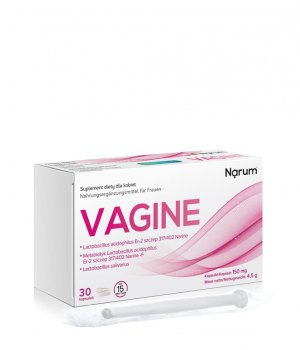 Vagine + aplikator 150mg 30kaps. Narum