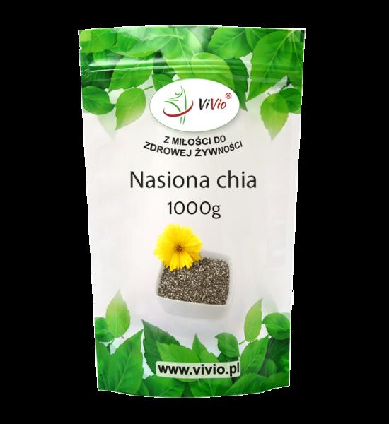 Nasiona chia cena właściwości 1kg