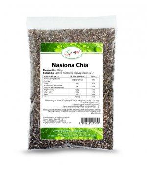Nasiona chia, cena, właściwości, gdzie kupić