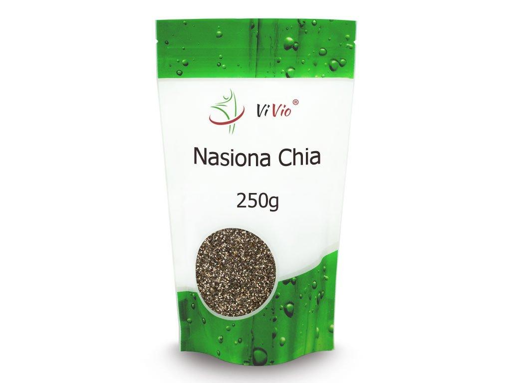 Nasiona chia, ziarna chia właściwości