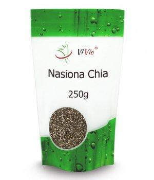 Nasiona chia, ziarna chia właściwości, szałwia hiszpańska