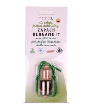 Naturalny zapach bergamoty 5ml mira