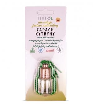 Naturalny zapach cytryny 5ml mira