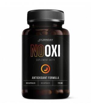 NoOxi - antyoksydant 60 kapsułek Grinday