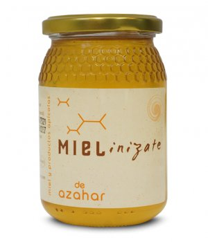 Mielinizate de azahar - Miód z kwiatów pomarańczy 500 g