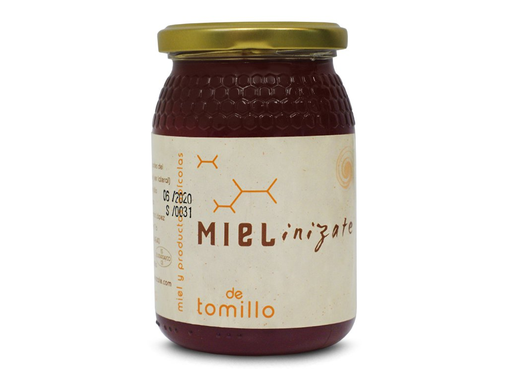 Mielinizate de tomillo - Miód tymiankowy 500 g