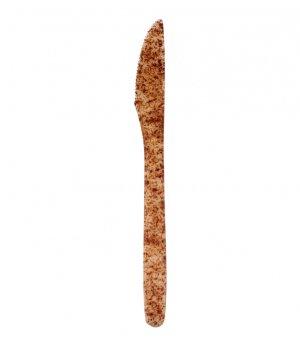 Nóż z otrąb pszennych i PLA (10 sztuk) BIOTREM