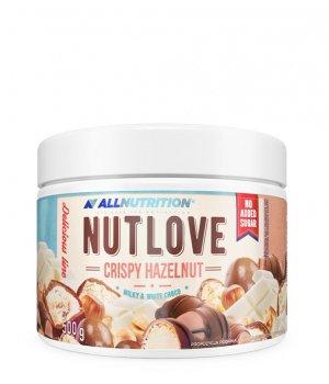 Krem nutlove crispy hazelnut 500g Allnutrition