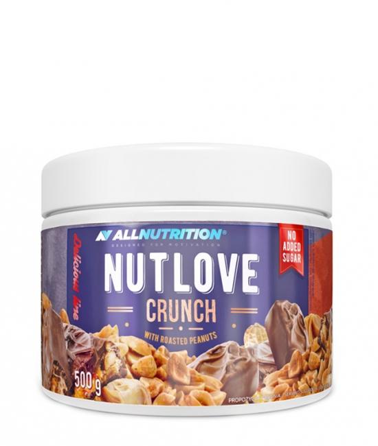 Krem nutlove crunch 500g Allnutrition