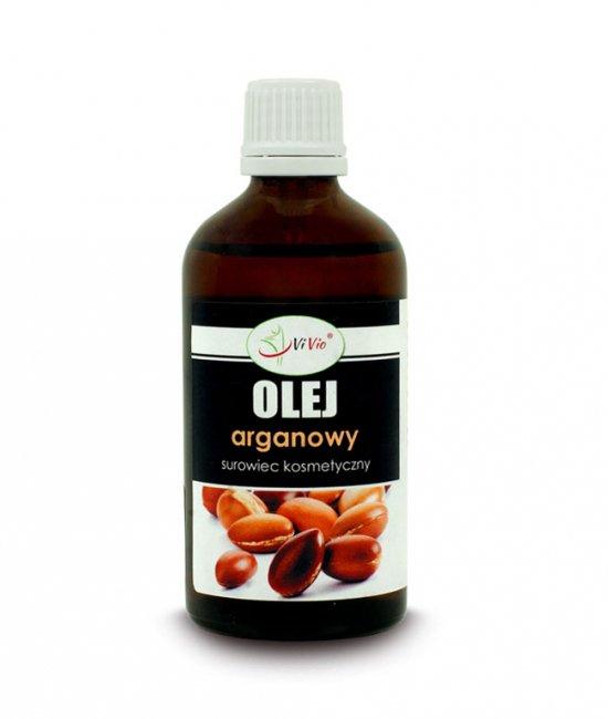 Olej arganowy z Maroka własciwości cena 100ml