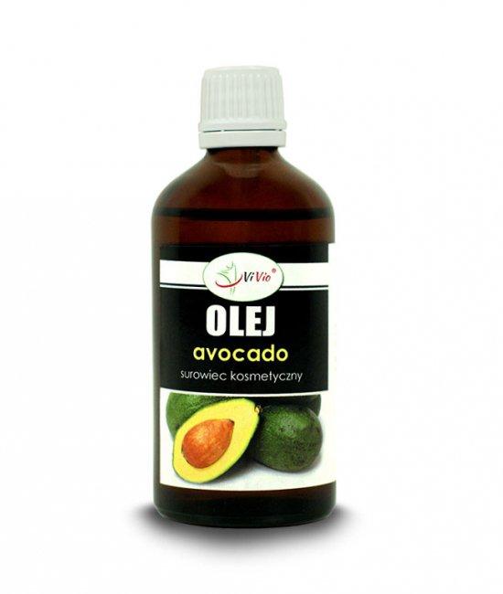 Olej avocado olejek awokado kosmetyczny 100ml