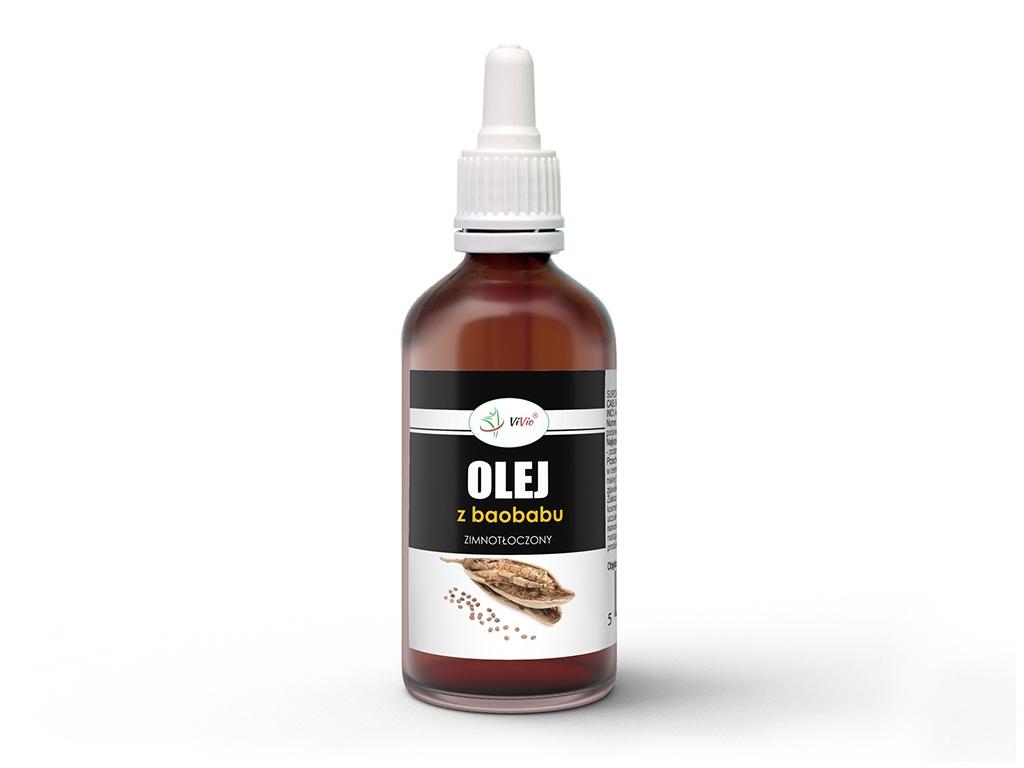 Olej z baobabu 50ml