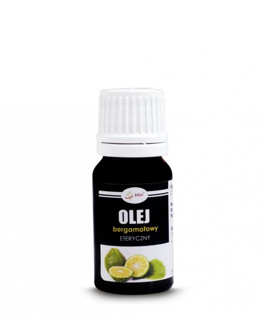 Olejek bergamotowy 10ml, właściwości, przeciwwskazania, zastosowanie