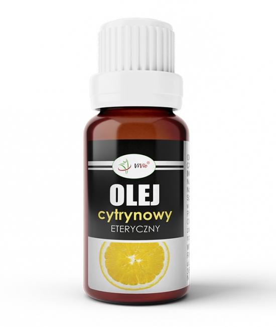 Olejek cytrynowy esencja - 10ml
