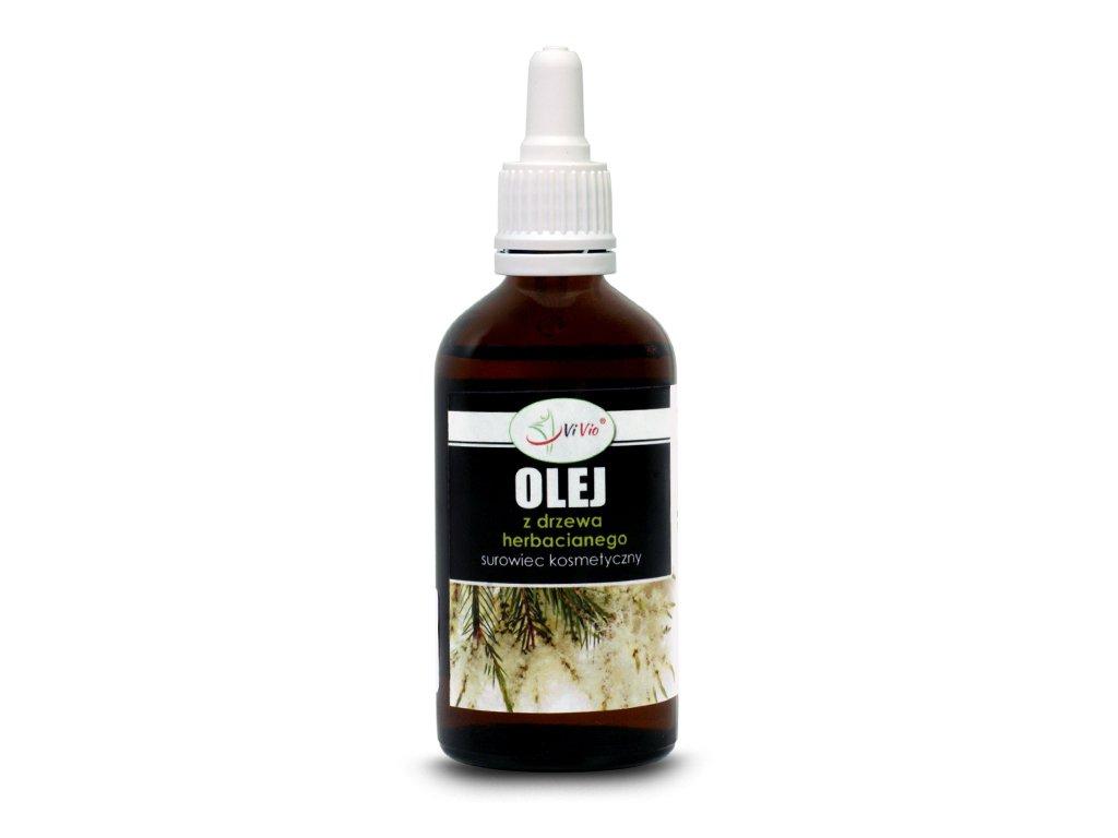 Olej z drzewa herbacianego cena właściwości