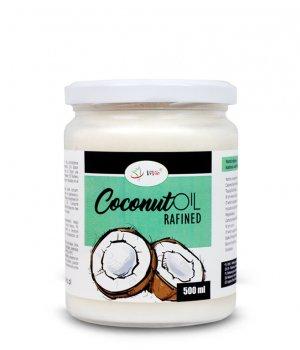Oelj kokosowy rafinowany zastosowanie, opinie