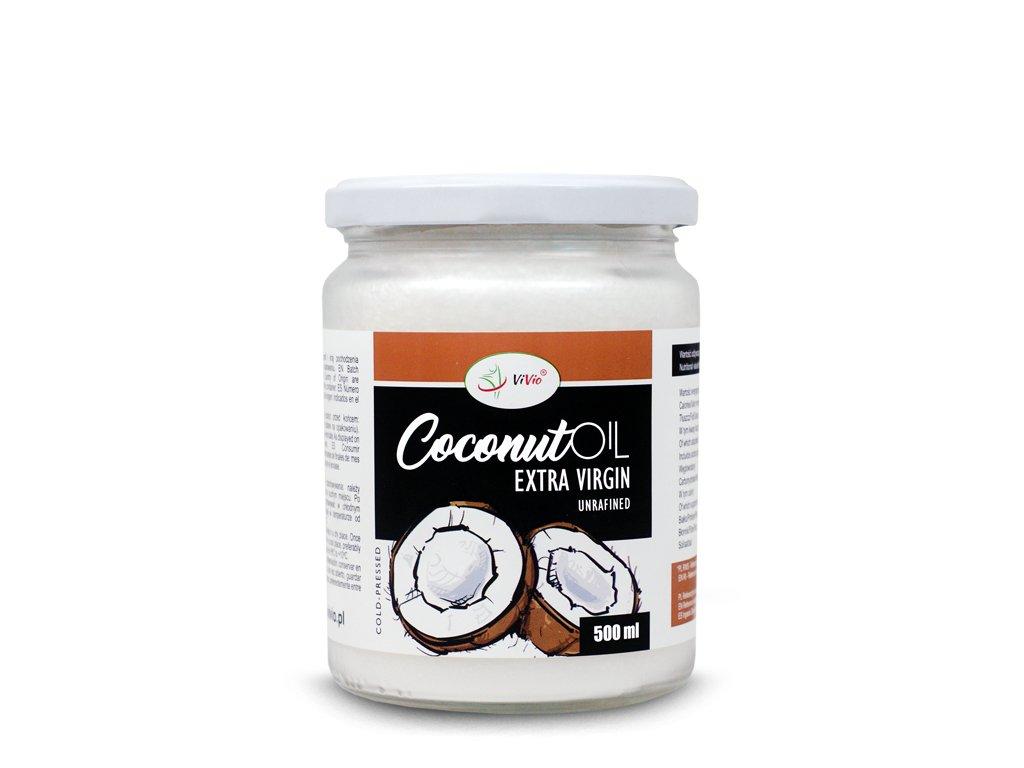 Olej kokosowy tłoczony na zimno cena, zastosowanie