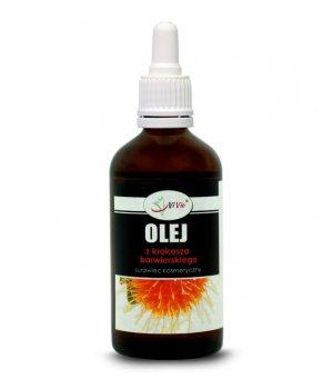 Olej z krokosza barwierskiego, olejek cena