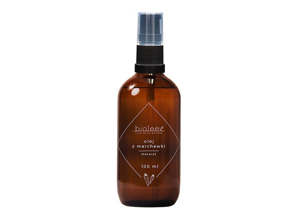 Olej marchewkowy kosmetyczny 100ml BIOLEEV