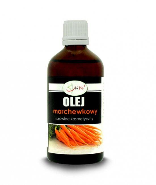 olej marchewkowy kosmetyczny