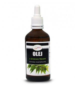 Olej z drzewa neem, olejek z miodli indyjskiej 50ml